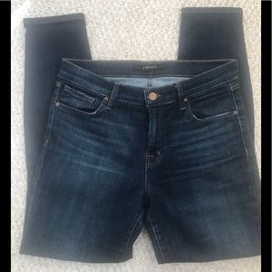 J Brand Capri Jeans (color Sublime)